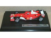 Immagine di Mattell - Hot Wheels 1/43 Ferrari  F2004 Rubens Barrichello HWB6207