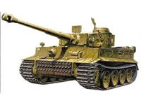 Picture of ACADEMY TIGER I WWII TANK 1:35 1386