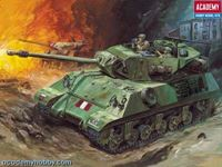 Picture of ACADEMY BRITISH TANK DESTROYER ACHILLES 1:35 1392