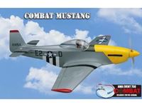 Picture of Great planes - COMBAT SERIES  MUSTANG ARF GPMA1475