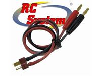 Immagine di RCS - Adattatore T Plug Maschio con Banane 4mm RCM0039