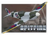 Picture of Great planes - COMBAT SERIES SPITFIRE .25 GP/EP  ARF GPMA1478