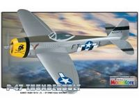 Picture of Great planes - P-47 THUNDERBOLT   ARF GPMA1479