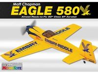 Immagine di ElectriFly by Great Planes - Matt Chapman Eagle  P.S. 50 3D EP ARF GPMA1573