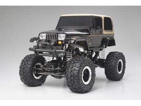 Immagine di Tamiya - Jeep Wrangler telaio CR-0 58429