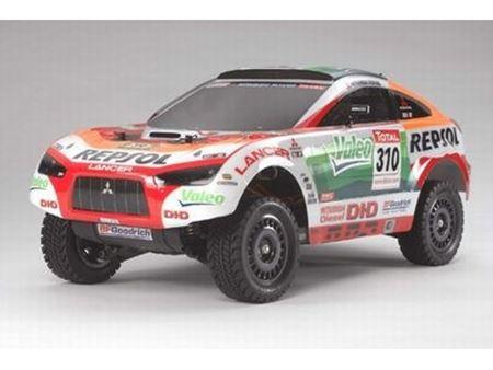 Immagine di Tamiya - Lancer Repsol 4wd Ralliart Racing 58421