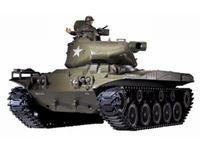 Immagine di JP - Carro Armato R.C 1/16 M41A3 Walker Bulldog Completo di tutto spara pallini da 6 mm. 4400808
