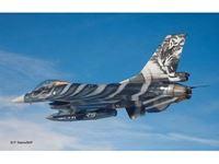 Immagine di Revell - F-16 MLU TIGERMEET 2009 1:72 4691