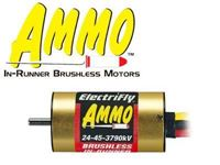 Picture of ElectriFly by Great Planes - Ammo 24-45-3790Kv Brushless In-Runner GPMG5185