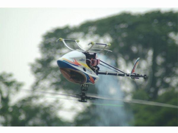 Elicottero Tiger : Thunder tiger raptor titan pro elicottero a scoppio