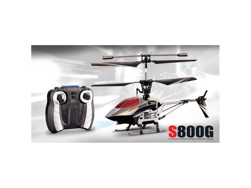 Elicottero Birotore : Micro elicottero birotore con giroscopio eradio canali