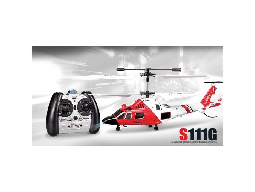 Elicottero Birotore : Micro elicottero birotore con giroscopio coast guard
