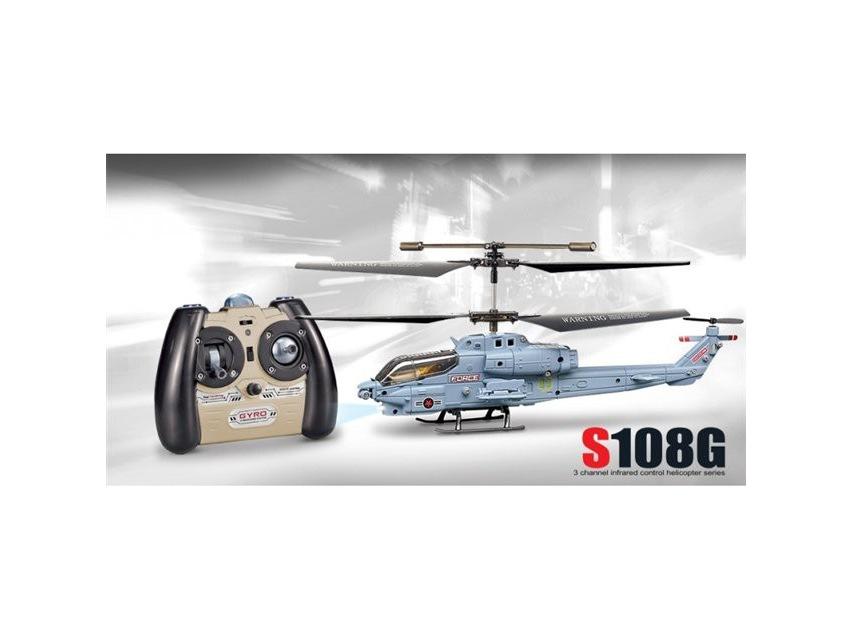 Elicottero Birotore : Micro elicottero cobra birotore con giroscopio