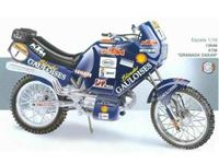 Picture of Guiloy - 1/10 KTM LC8 950 RALLY MEONI GAULOISES GL13646