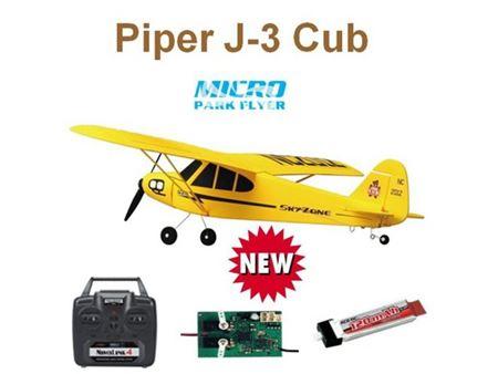 Picture of MICRO J-3 CUB RTF