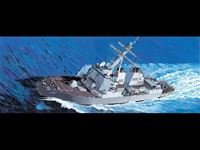 Picture of Dragon - 1/350 U.S.S. PREBLE DDG-88, ARLEIGH BURKE CLASS DESTROYER 1028D