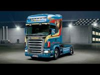 Picture of Italeri - 1/24 SCANIA R 500 V8 TOPLINE 3829S