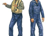 Immagine di Italeri - 1/35 SCHNELLBOOT CREW - include 10 figure 5607S