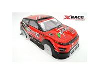 Picture of Carrozzeria 1/10 tipo Land Rover LRX Rossa