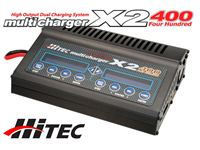 Picture of Hitec - MULTI CHARGER X2 400 114117
