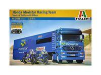 Immagine di Italeri - Team Honda Movistar Truck and Trailer 3828S