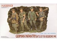 Immagine di Dragon - GERMAN INFANTRY 6025D