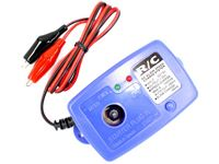 Picture of Carica glow starter rapido 12v colore blu