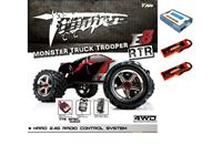 Picture of E6 trooper ep brushless monster truck rtr (brushless 6s)