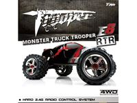 Picture of E6 trooper ep monster truck (chassis kit)