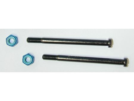 Picture of Mp777 / 7.5 Perno in acciaio indurito con dado 3x41,5 mm 2pz