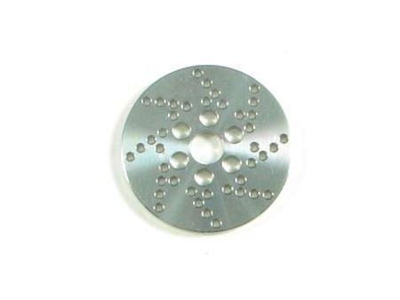 Picture of Km nt1 disco freno in acciaio alleggerito 2mm
