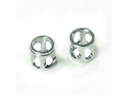 Picture of Km nt1 distanziale asse cambio in alluminio alleggerito (silver)