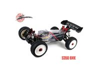 Picture of S-workz s350 bx1e 1/8 off-road ep buggy 95% rtr