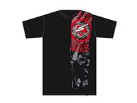 Immagine di S-workz t-shirt technology black l