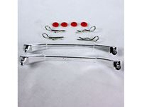Picture of Yeah racing kit barre cromate per jeep e crawler
