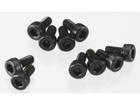 Immagine di CAP HEAD M3X6MM BLK(10)