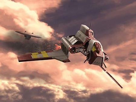 Immagine di Revell Repubblic Attack Shuttle EASY KIT 6672