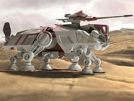 Immagine di Revell Clone Wars AT-TE 6673