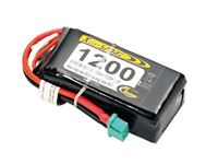 Picture of RCS - Lipo Xell-Sport 11.1V 1200MAH 3S 25C MPX SAF08108M