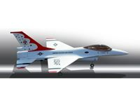 Picture of Nine Eagle - Dynam F16 Jet EPP  RTF 2,4GHz DY8932