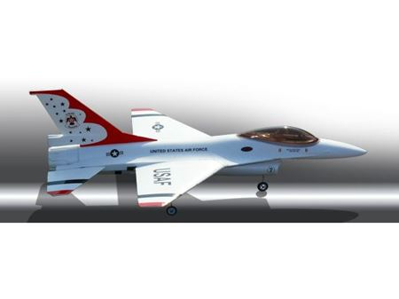 Picture of Nine Eagle - Dynam F16 Jet EPP  RTF 2,4GHz DY8932