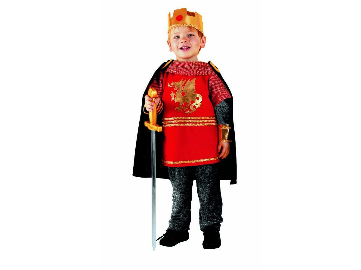 ultima selezione del 2019 vendita uk sconto del 50 Costume di carnevale Artu' - Vestito di carnevale per bambino fino ai 3 anni