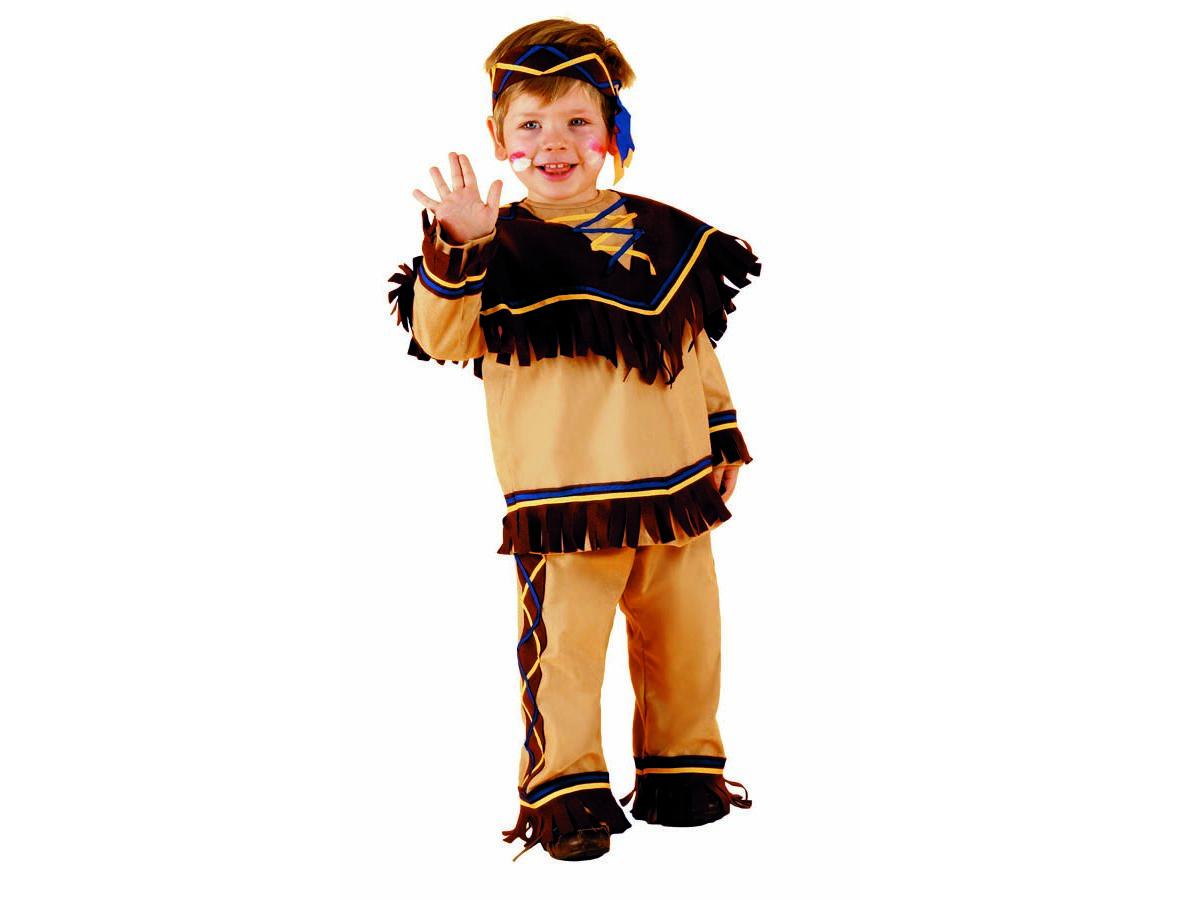 Costume di carnevale Piccolo Sioux  3eb7c6e179e