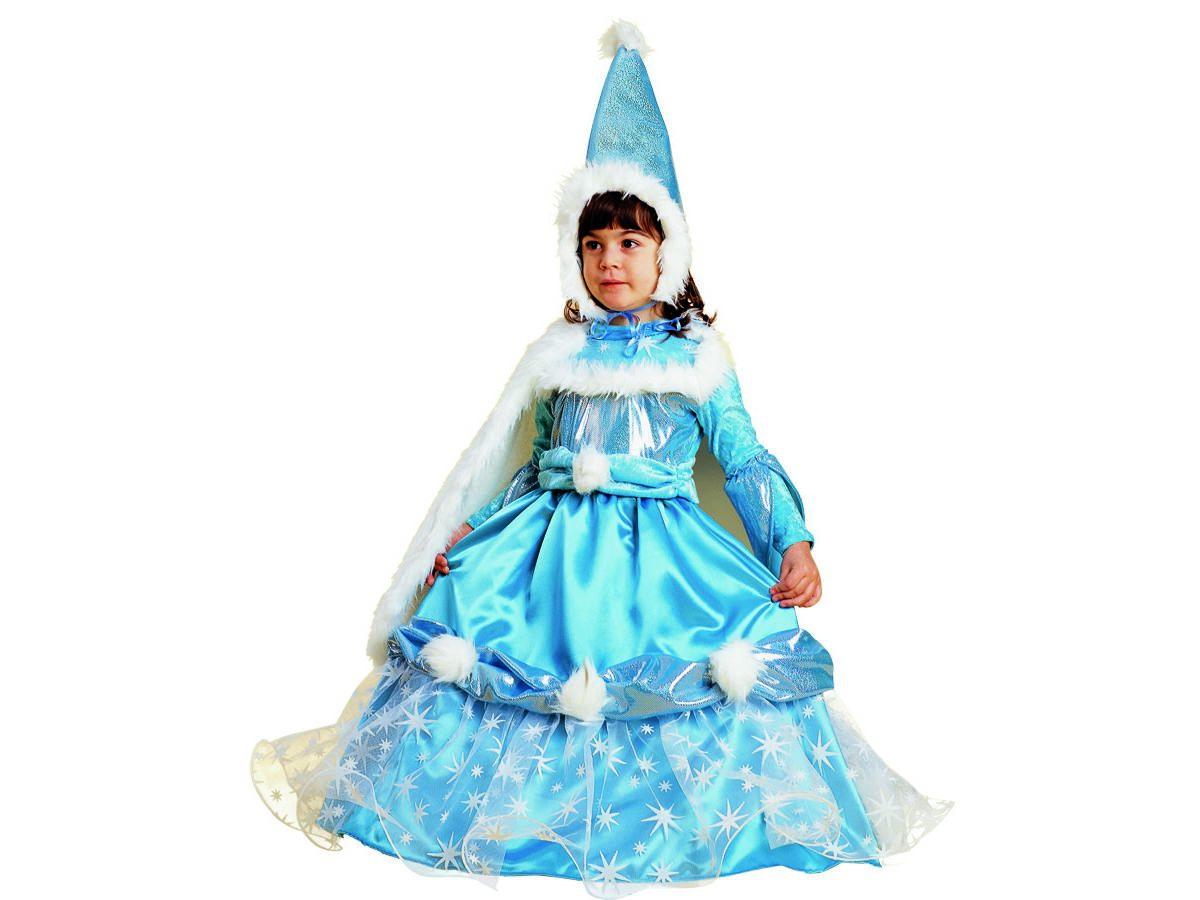 Favorito Vestito di carnevale fatina delle nevi : Linea Baby IA78