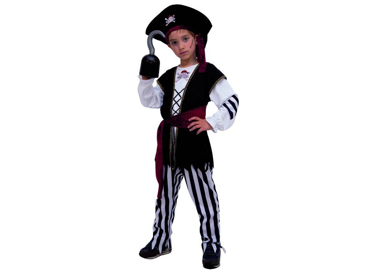check-out ultima selezione vasta selezione di Costume di carnevale Pirata Bambina
