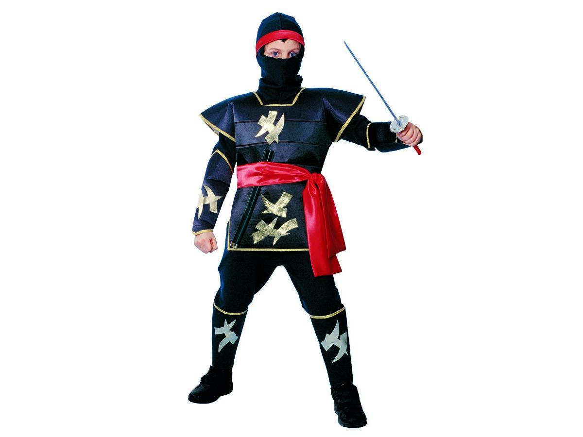 vendita outlet scarpe da ginnastica a buon mercato a basso prezzo Costume di carnevale bambino Ninja Kombact