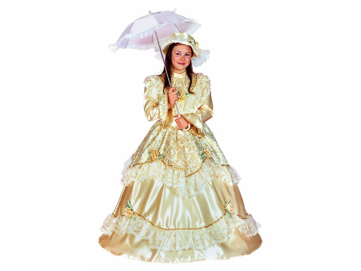 stile alla moda prezzo migliore prezzo basso Vestito di carnevale Dama dell'800