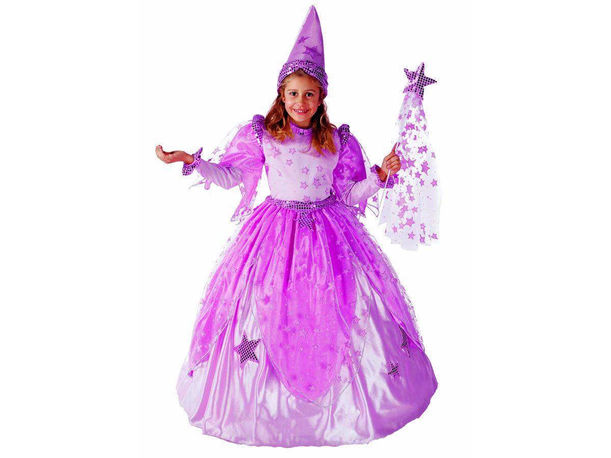 Immagine di Vestito di carnevale per bambina Incantesimo ... d583e786020