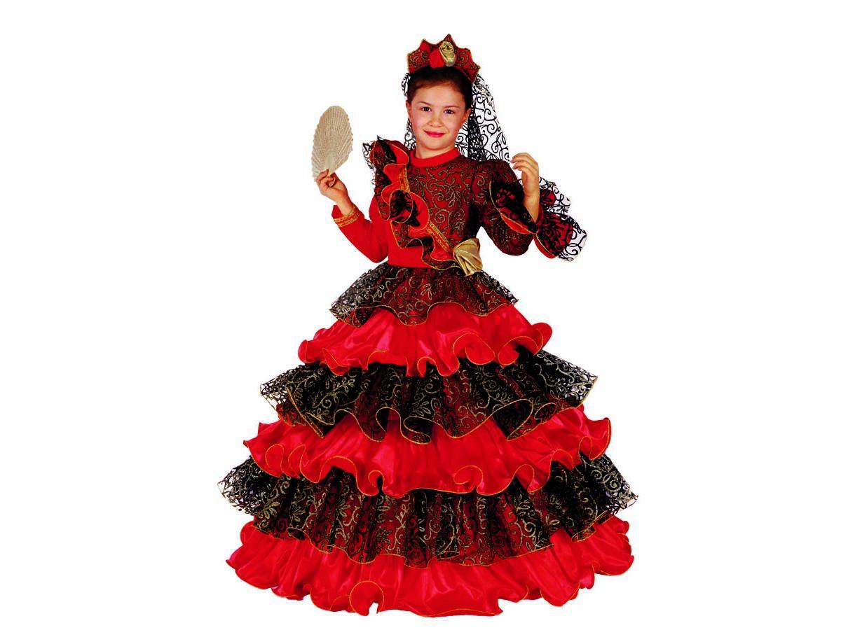 Immagine di Vestito di Carnevale Spanish Dream ... 4297881b8aa