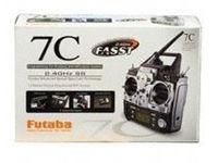 Picture of Radiocomando Futaba 7C R617fs 2,4G Fasst 1077C